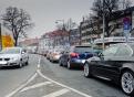 Verkehrsinfakt in Kirchrode zur Cebit