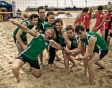 Beach Vollesball Starcup 2011 / grün