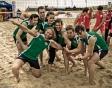 Beach Vollesball Starcup 2011 / grün