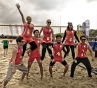 Beach Vollesball Starcup 2011 / rot