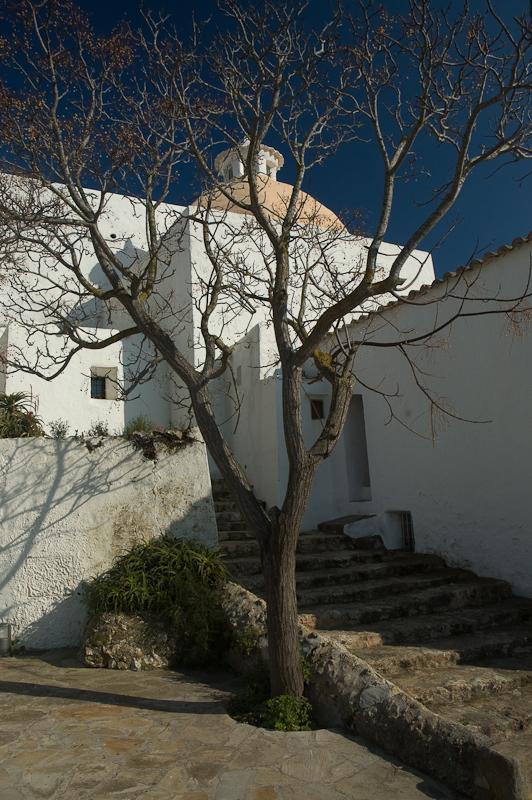 Kirche in Sta. Eulalia