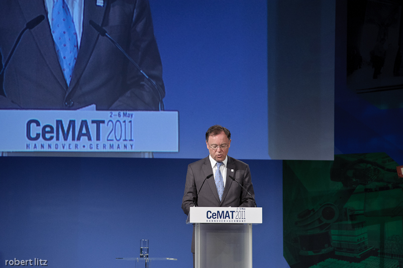 CEMAT 2011 Hannover