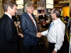 Ligna 2011 Hannover / Möllring shake hands