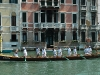 Canal Grande / einzelne Gondel