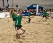 Beach Vollesball Starcup 2011 / albern grün