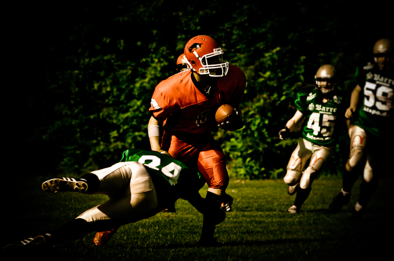 Football Hannover Stampeders